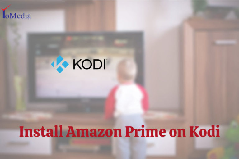 Install Amazon Prime on Kodi
