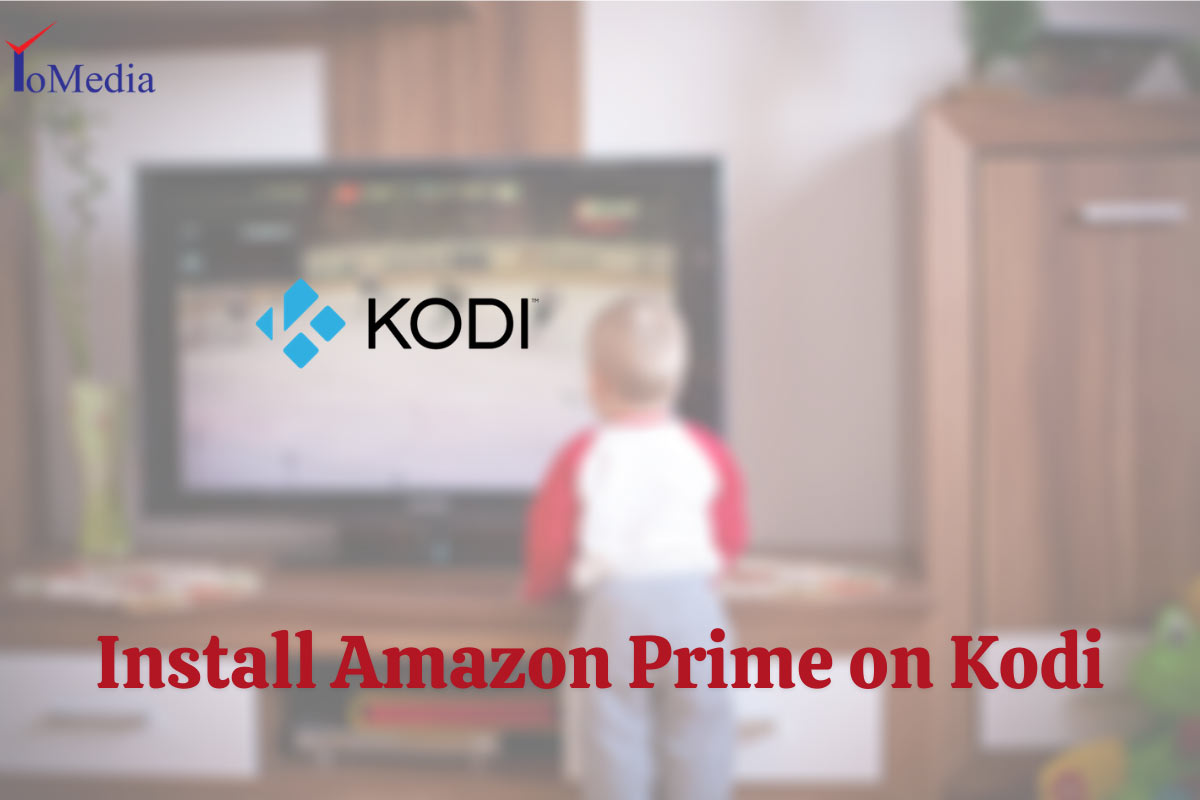 Install Amazon Prime on Kodi